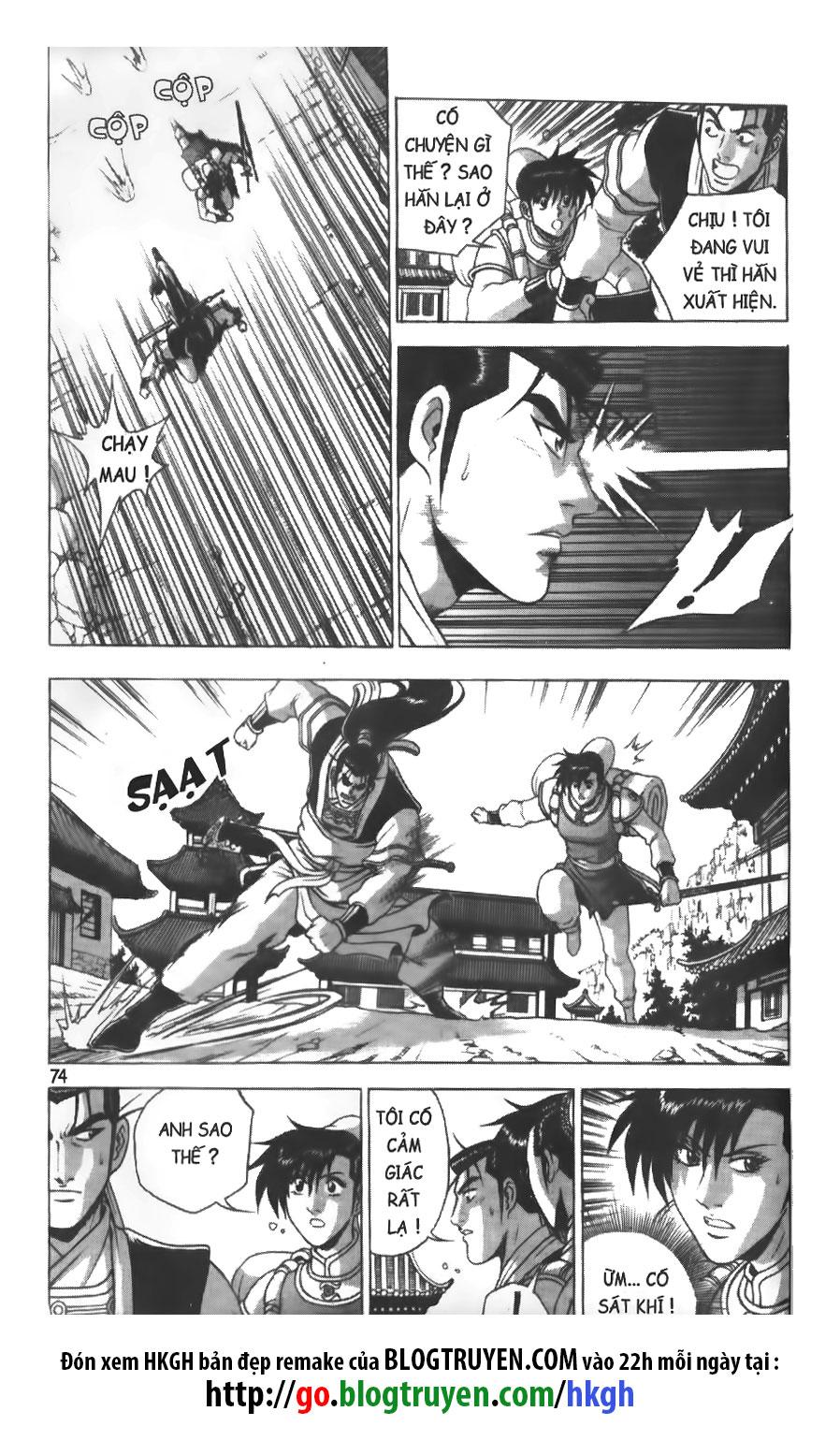 Hiệp Khách Giang Hồ chap 231 Trang 19 - Mangak.info