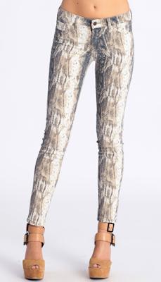 Natasha Snake Pants by SYLK