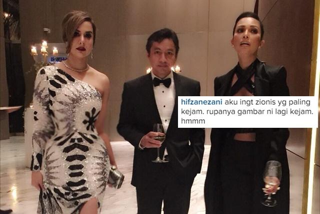 Zahida Rafik Dikecam Netizen Kerana Terlajak Seksi Seperti Yahudi