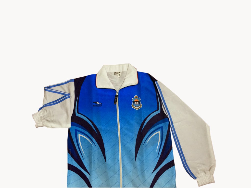 latest sublimated tracksuits designs