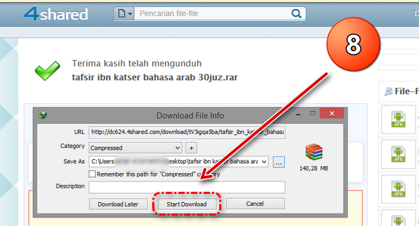 Langkah-langkah Download di 4Shared.com-8