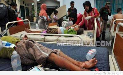 Korban Gempa Aceh 2013 Kumpulan Foto Gempa Aceh   Bener Meriah
