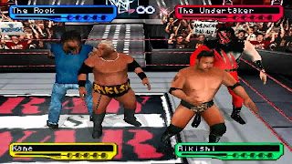 WWF Smackdown 2 Know Your Rule Free Download For PC