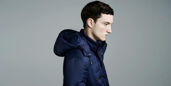 plumiferos hombre Zara invierno 2012