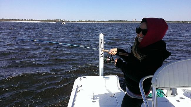 Megabite fishing charters pensacola for Pensacola fl fishing charters