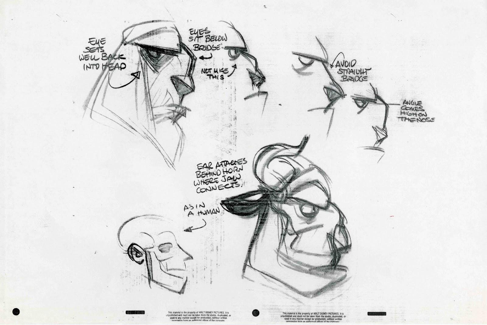 Cartoon Character Design Sheet : Cartoon concept design character notes model