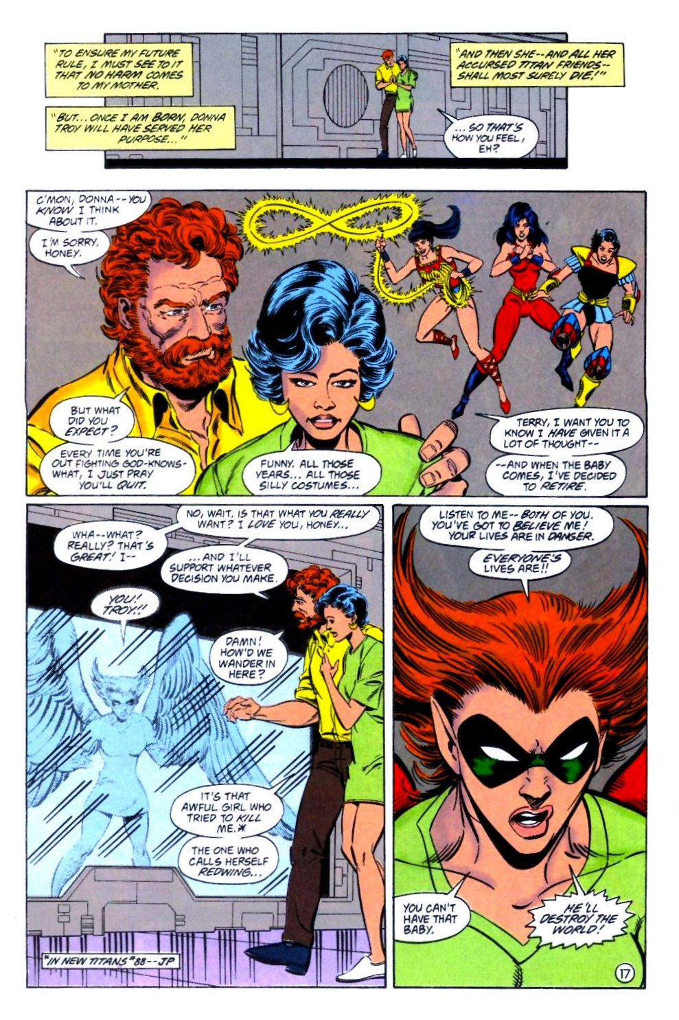 Deathstroke (1991) Issue #14 #19 - English 18