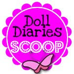 Read my weekly craft posts on Doll Diairies
