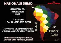 Kundgebung in Bern