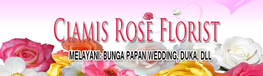 Toko Karangan Bunga (Florist) ROSE CIAMIS