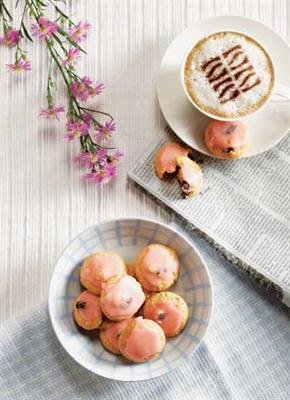 Resep Kue Kering Cookies Kismis