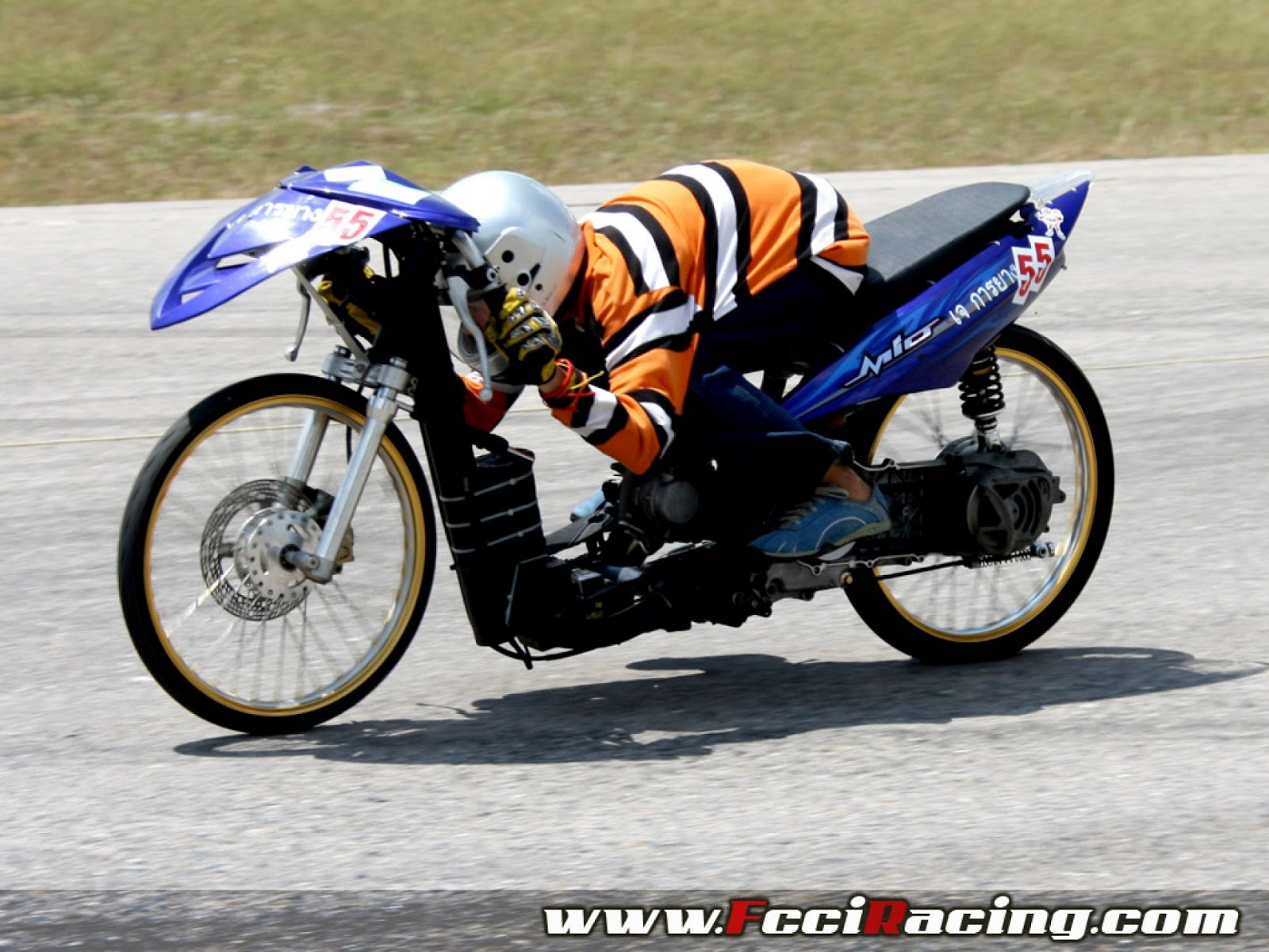 I Love This Race It Can Ran As Fast 10 Seconds Down In 400 Meters Thailand MIO Yamaha 115cc Here Roxas City We Always And Enjoy Doing