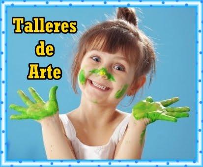 ¡TALLERES DE ARTE!