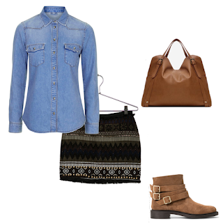 Outfit_denim_shirt