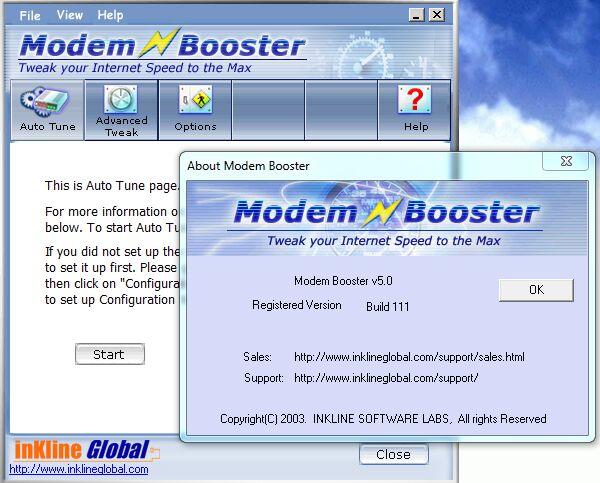 Modem Booster 3 Crack