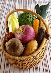 Kalendarz warzyw i owoców sezonowych u Bei