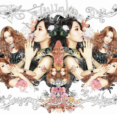 TaeTiSeo's Twinkle Nails