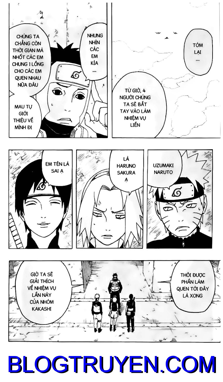 Naruto chap 285 Trang 6 - Mangak.info
