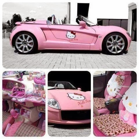 Some Cool Hello Kitty Items