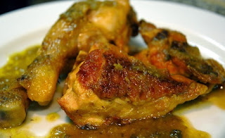 Pollo al Curry, Recetas Faciles y Rapidas