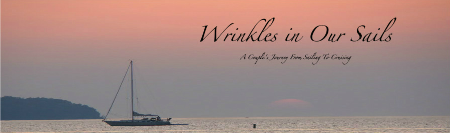Wrinkles in Our Sails