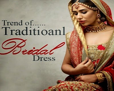 Trend of Cultural Bridal Dresses