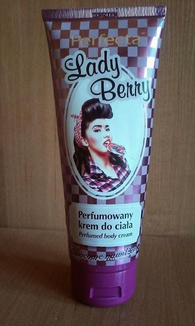 Perfekta Lady Barry perfumowany krem do ciała