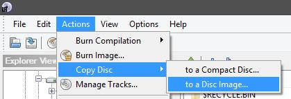 Copy Data Disk