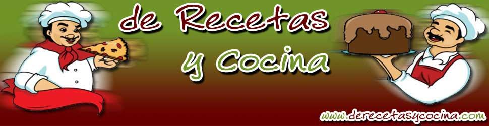 De Recetas Y Cocina