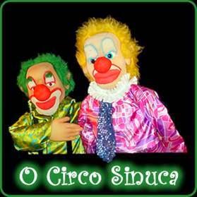 """""""O Circo Sinuca"""" é a atração deste domingo da temporada do teatro de bonecos do Santa Cruz Shopping"""