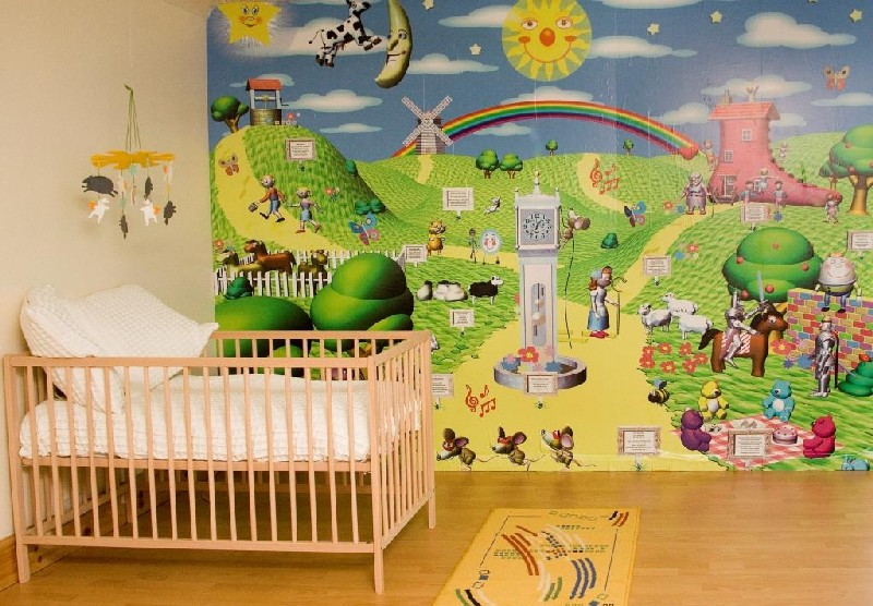 Modern Nursery Wall Decals Modern Nursery Wall Art | Nursery Wall Decoration  Ideas | Jungle
