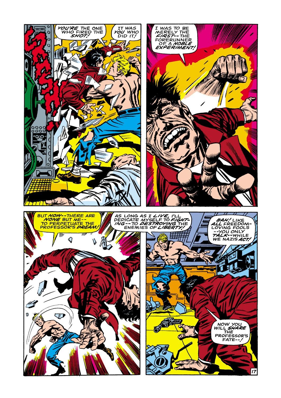 Captain America (1968) Issue #109 #23 - English 18