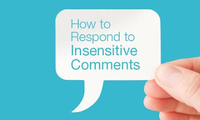 11 Ways A Caregiver Can Respond to Insensitive Comments