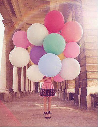 Download Free Beautiful Balloons Photos All Types Of Colorful Wallpapers Pink Display Pictures