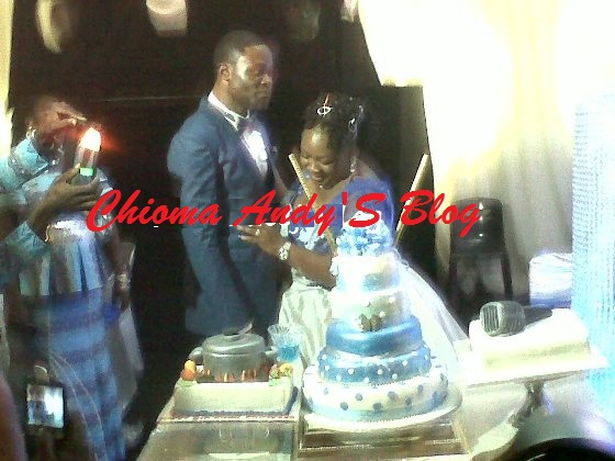 Comedienne Princess Weds Ade chiomaandy.com