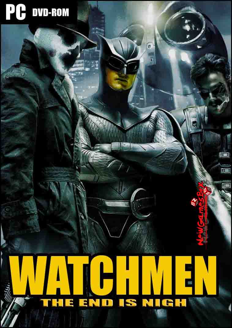 watchmen the end is nigh part 2 system requirements