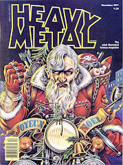 'Heavy Metal' magazine, December 1977