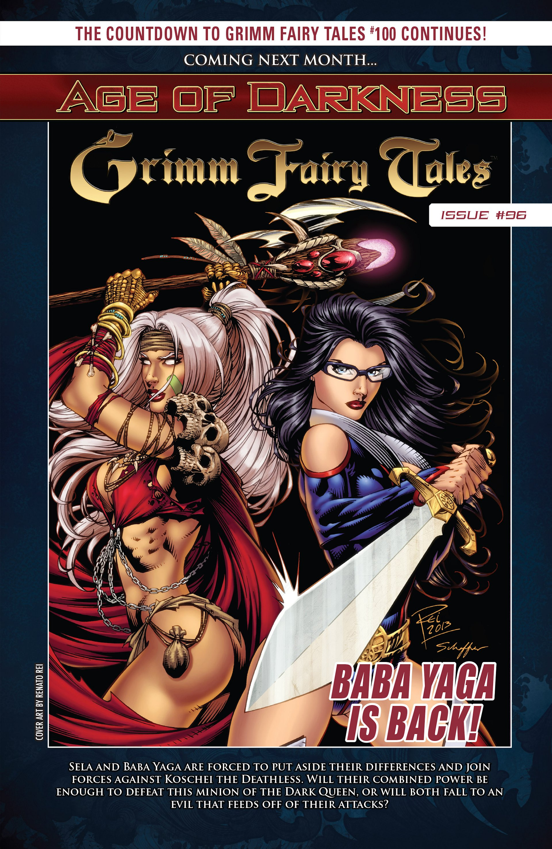 Grimm Fairy Tales (2005) Issue #95 #98 - English 24
