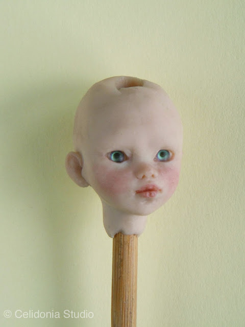 ooak art doll making off