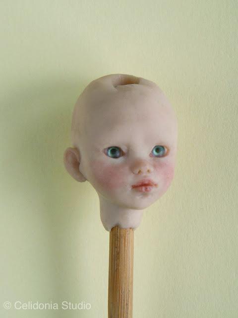 ooak art doll making off