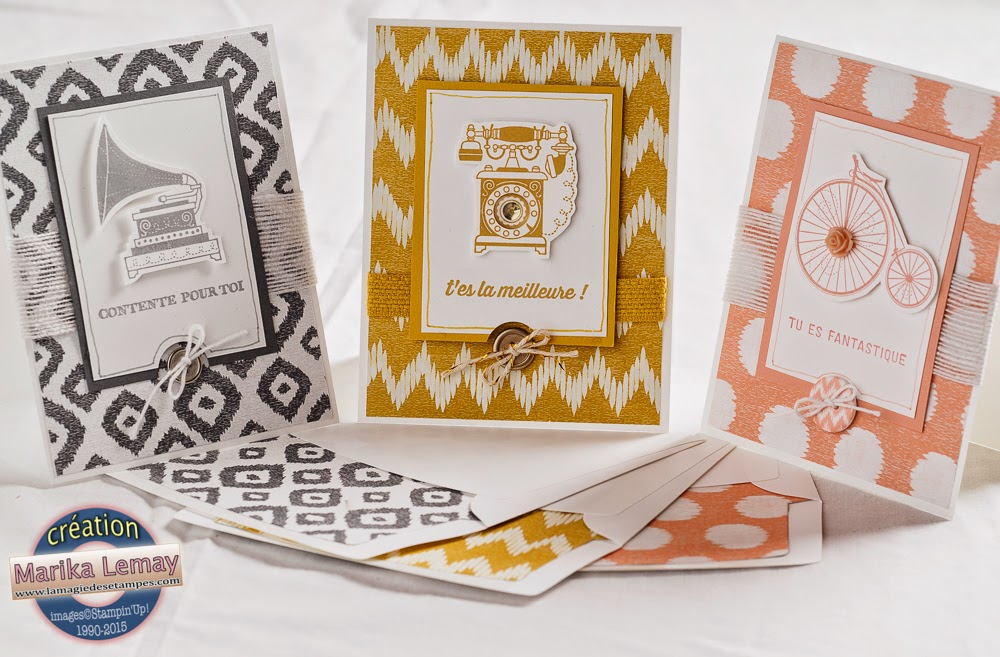 Timeless talk Stampin' Up!