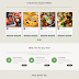 Sexy Food - Food and Restaurant PSD Template