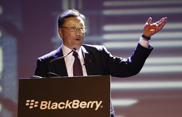 BlackBerry lays off workers to improve its position