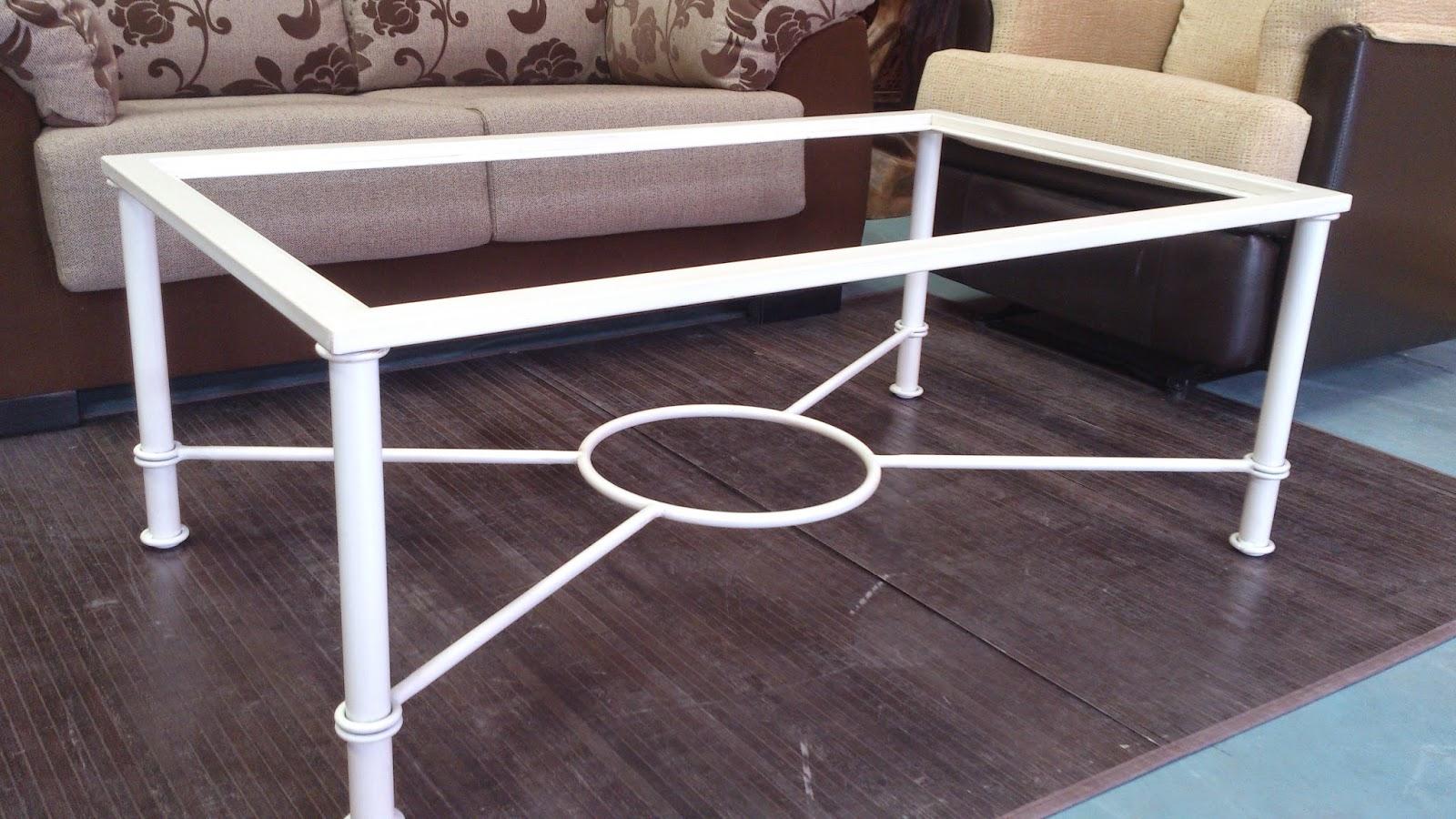 Mesas de forja mesas de camilla decoracion en forja - Mesas de centro que se elevan ...