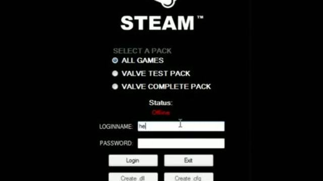 how to change password in steam account