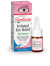 Thanks to Jan Rons, Assistant Controller at Similasan, I was able to review  this Similasan product. I chose this product over the Computer Eye Drops  because ...