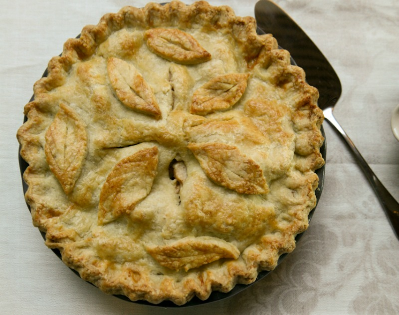 Worlds Best Recipes: Apple Praline Pie Recipe