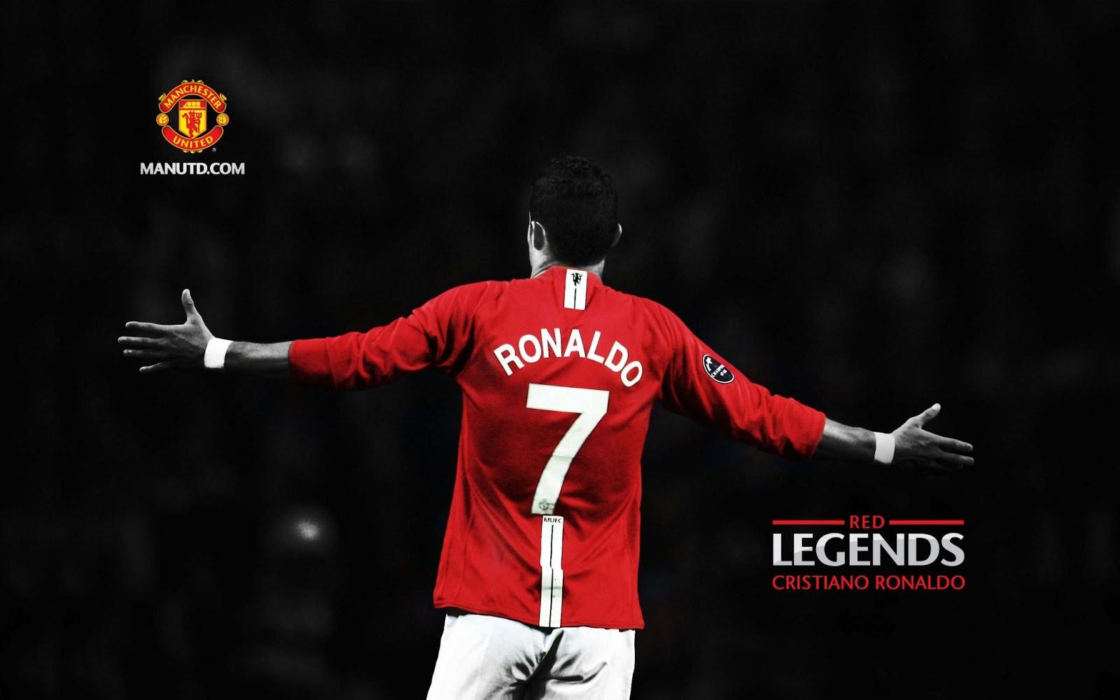 Manchester United Ronaldo