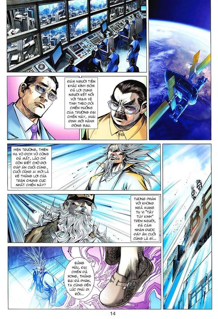Hỏa Vân Tà Thần II chap 100 Trang 14 - Mangak.info