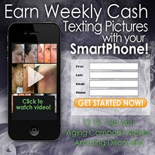 Earn Weekly Cash With Your SmartPhone!